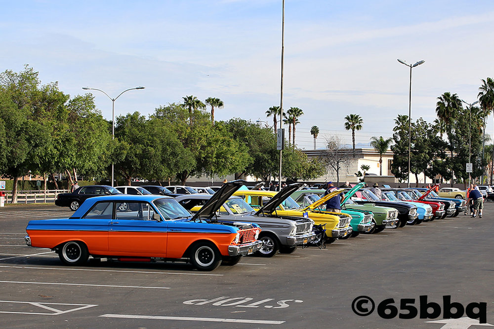 Falcons Fabulous Fords Forever Car Show April 2018
