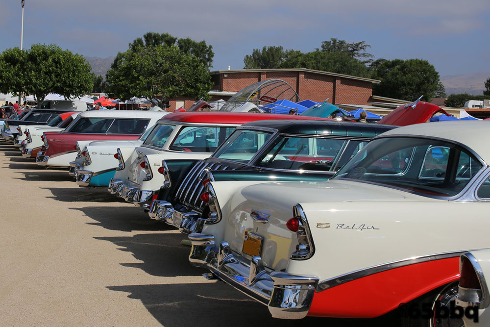 Rancho San Antonio Boys Town Car Show May 6, 2018