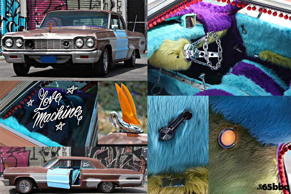Steve Kimmel's the Love Machine 65bbq