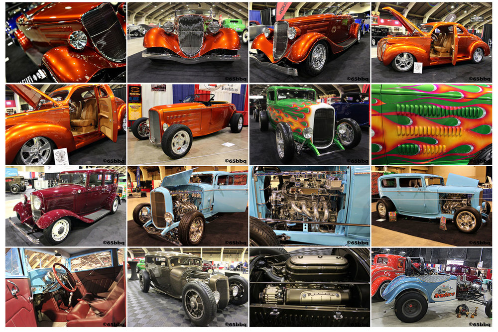 The Grand National Roadster Car Show