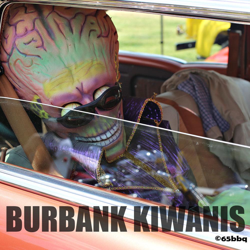 Burbank Kiwanis Car Show