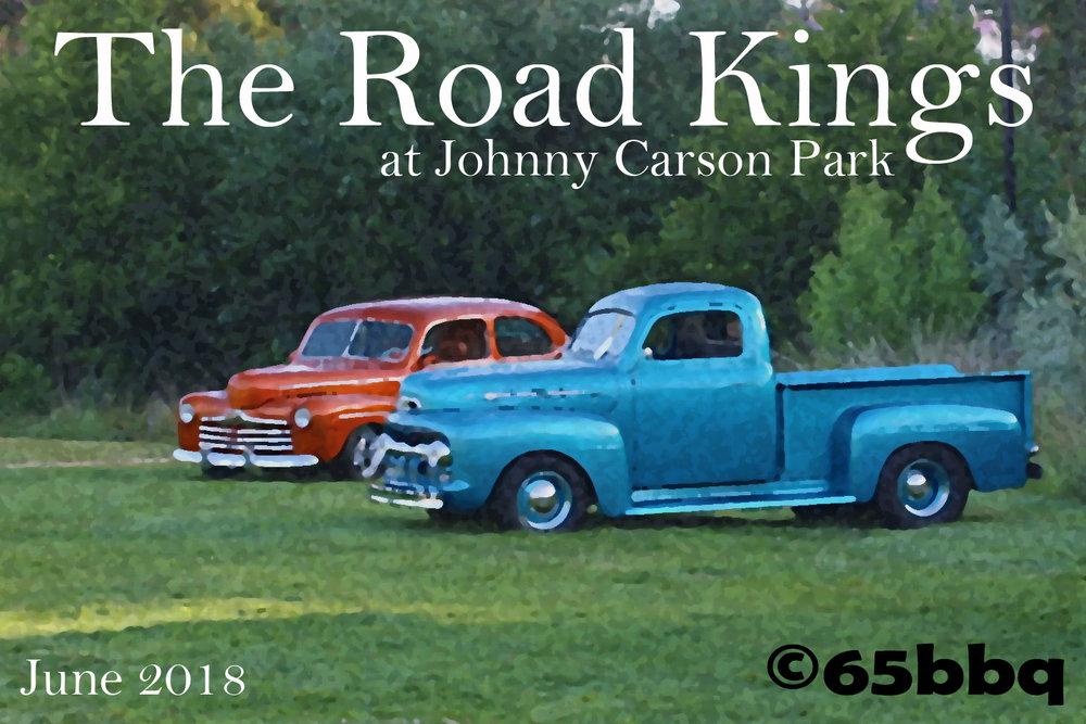Road Kings at Johnny Carson Park 65bbq