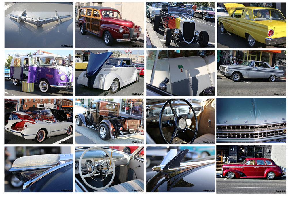 Belmont Shore Car Show 2018
