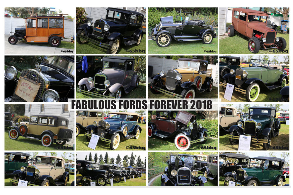 GFabulous Fords Forever Car Show