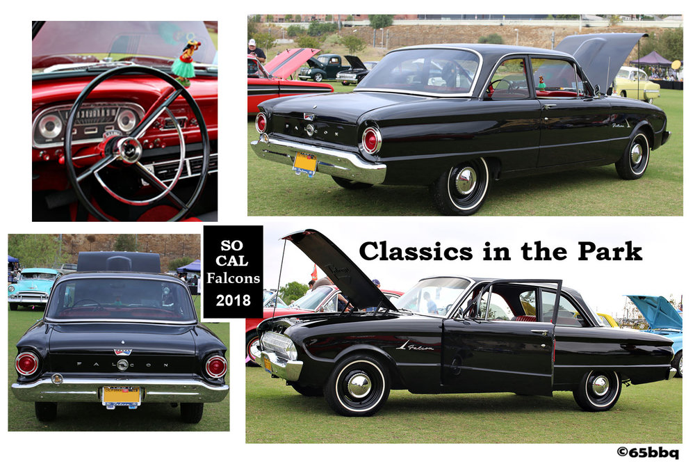 So Cal Falcons Classics in the Park 2018 65bbq