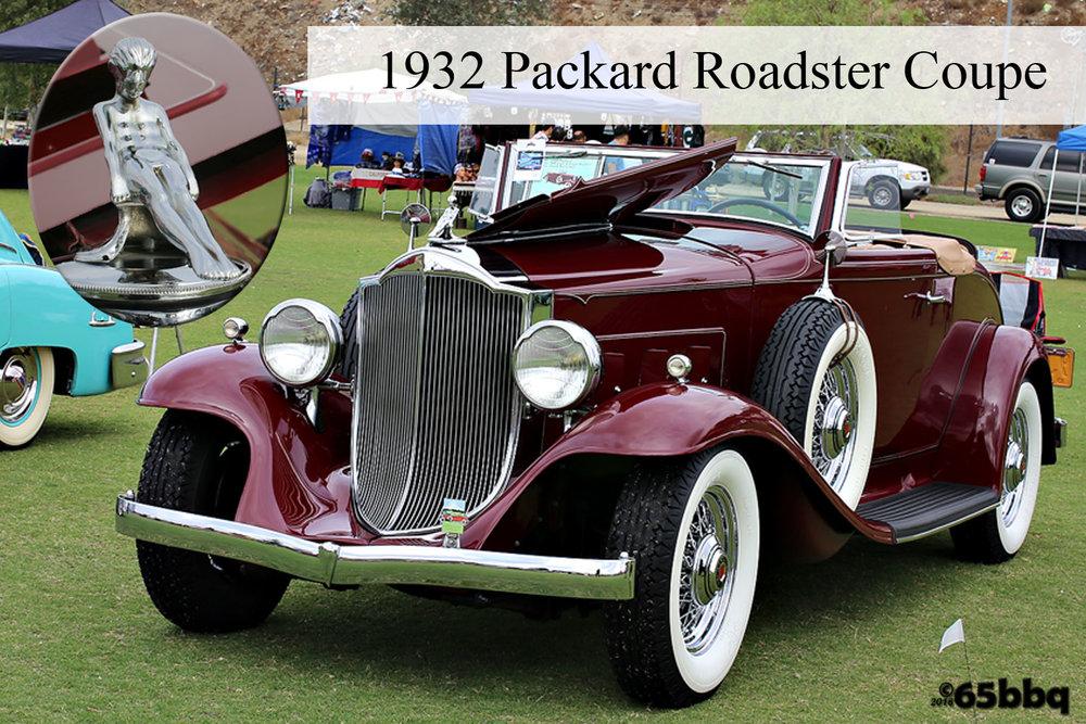 1932 Packard 65bbq