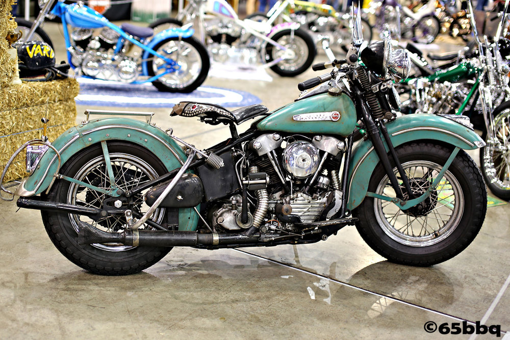 Vintage Motorcyles from the GNRS