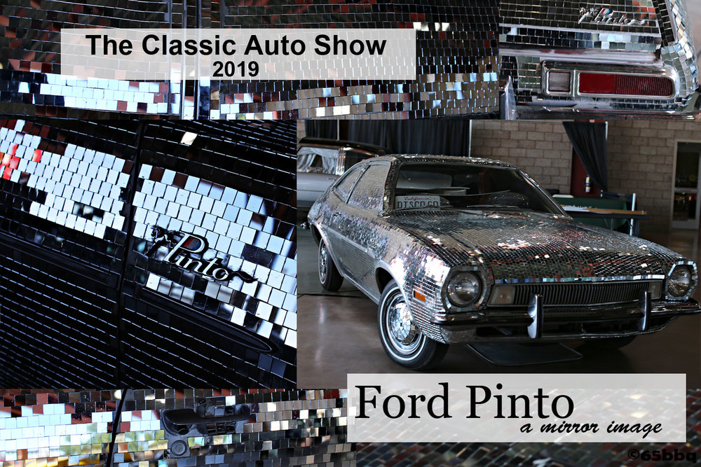 The Classic Auto Show 2019 Ford Pinto