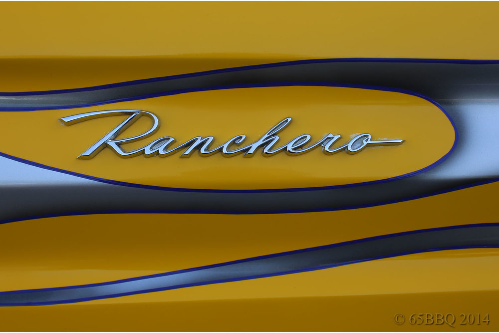 La Verne Cool Cruise Ranchero Script from 2014