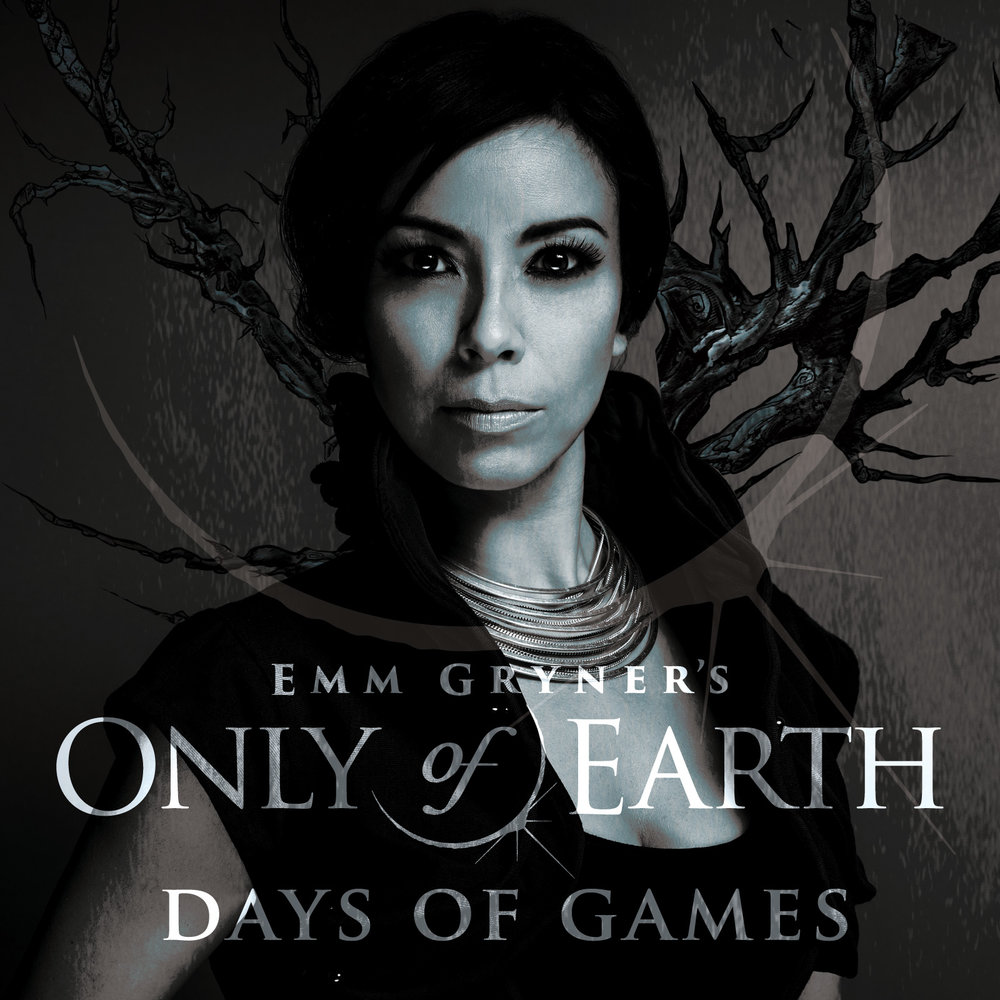 Only of Earth Days of Games Cover Artwork
