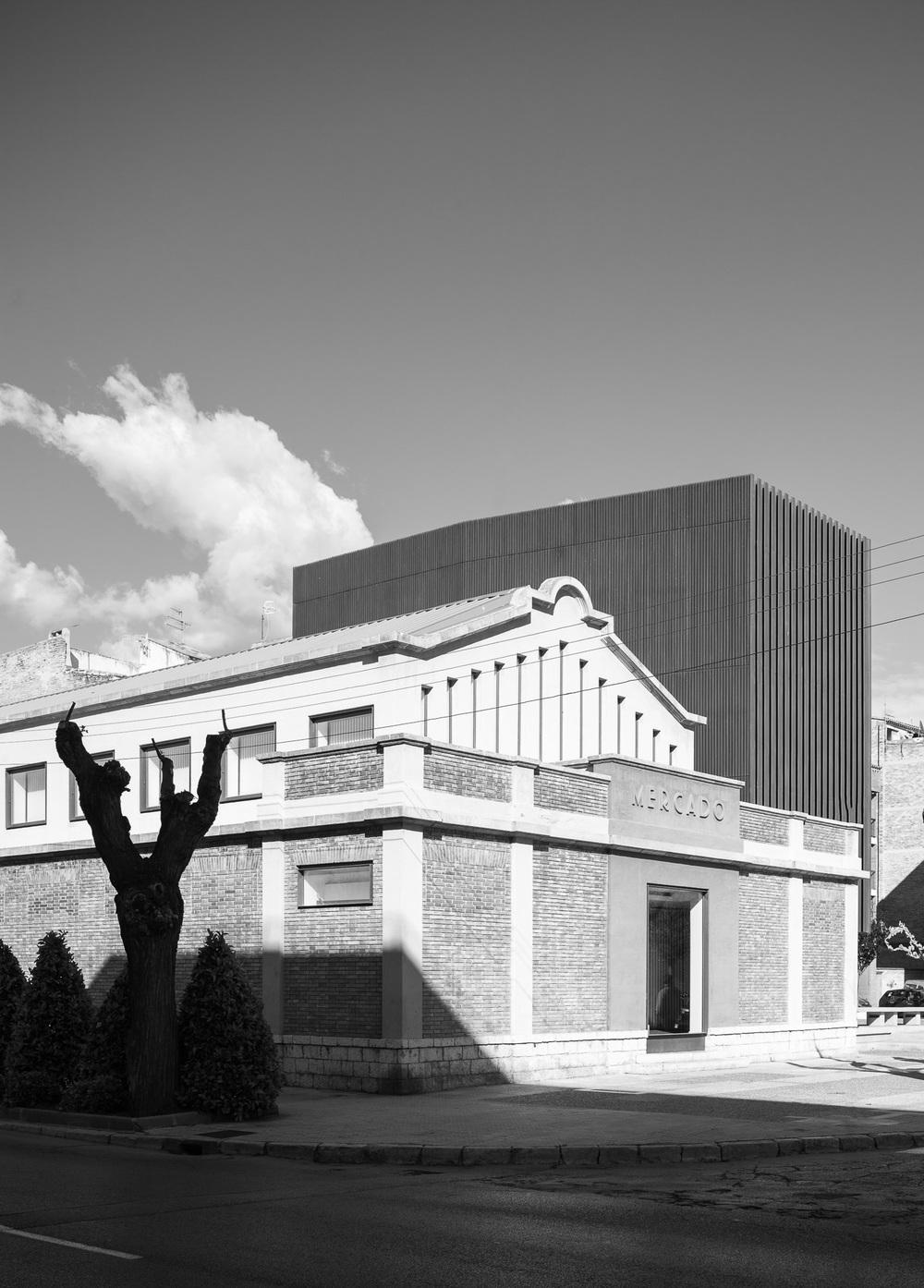 Centre Civic Ferreries (Josep Camps + Olga Felip)