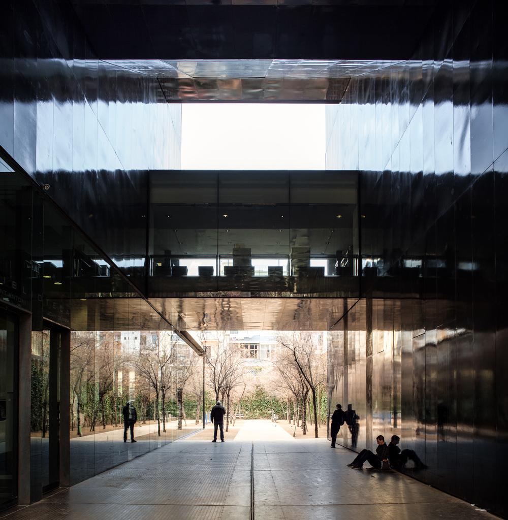 Biblioteca Sant Antoni Joan Oliver (RCR Arquitectes)