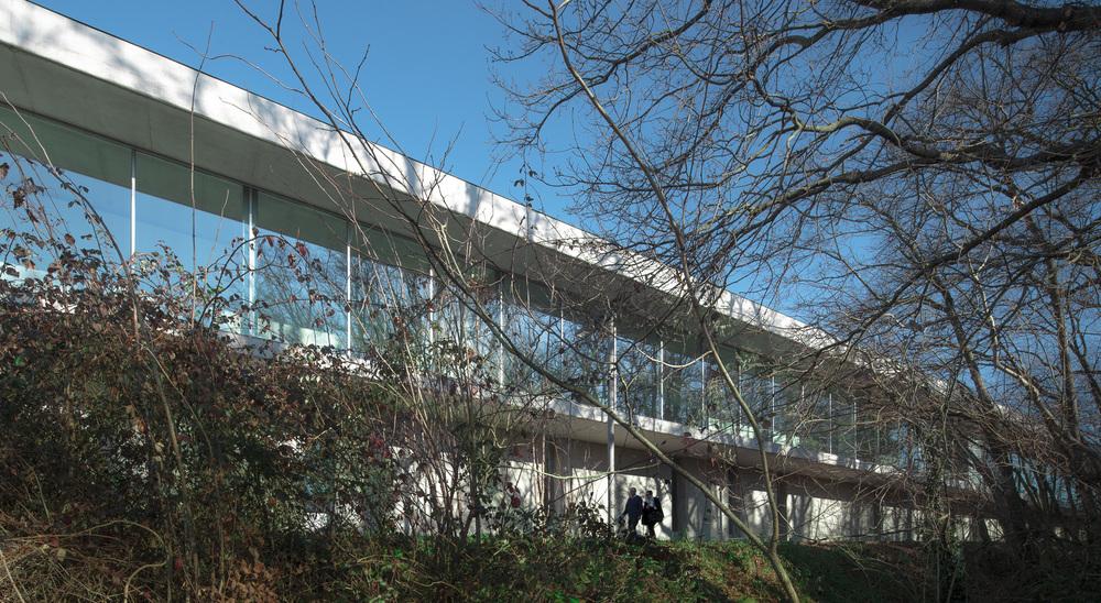 Hospital Central de la Garrotxa, Olot (Ramon Sanabria + Arquitectura Ingenieria Salut)