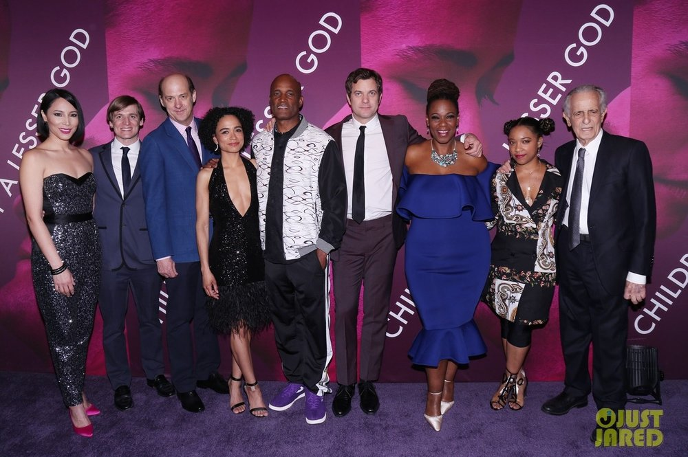 Children of a Lesser God  Opening Night Courtesy of JustJared