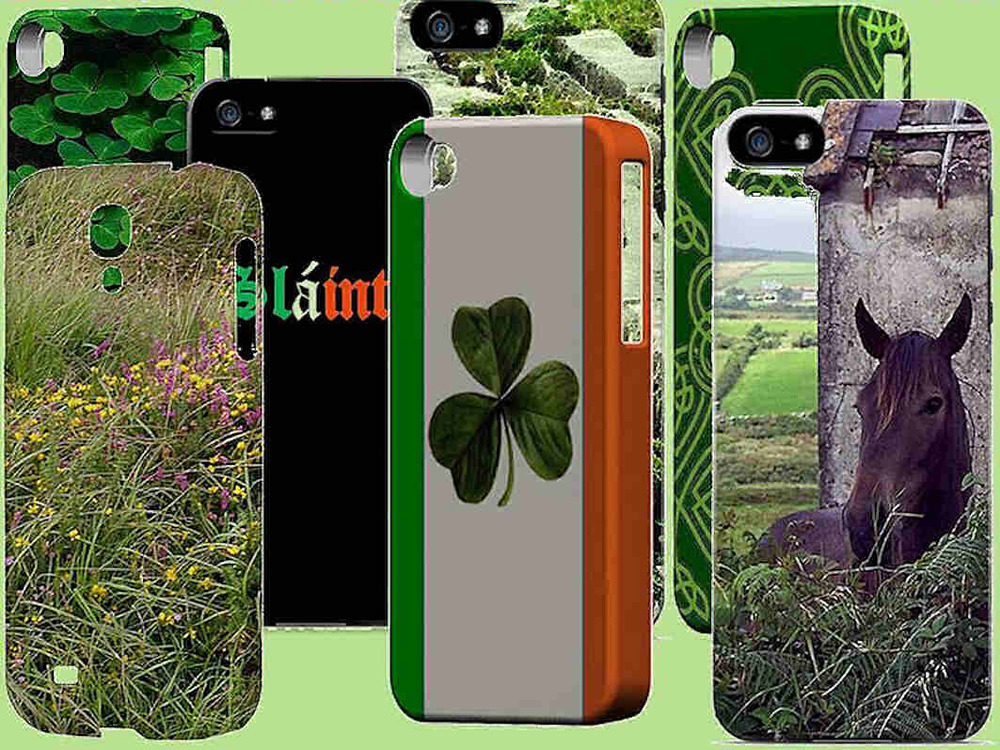 Irish Cellphone Cases