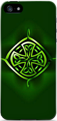 Round Celtic Cross