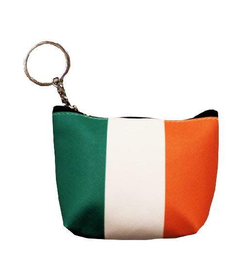 Irish Flag Small Purse