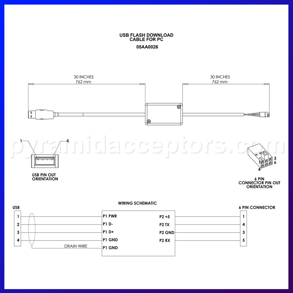 Usb Flash Download Cable For Pc Pti International Pty Ltd Wiring Schematic