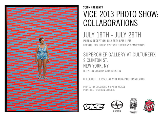 VICE PHOTO SHOW 2013