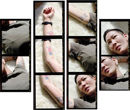 Jenny Shimizu by Jake Chessum