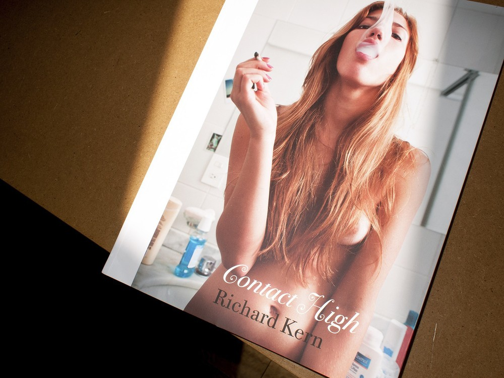 book review      richard kern  u0026 39 contact high u0026 39   u2014 west end camera club