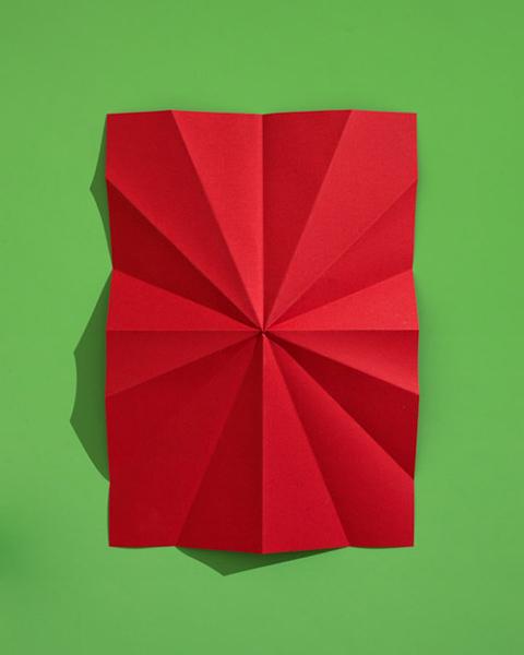 Unfolded Star  by  Federico Ciamei