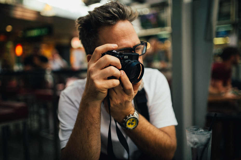 simon with x100S df review