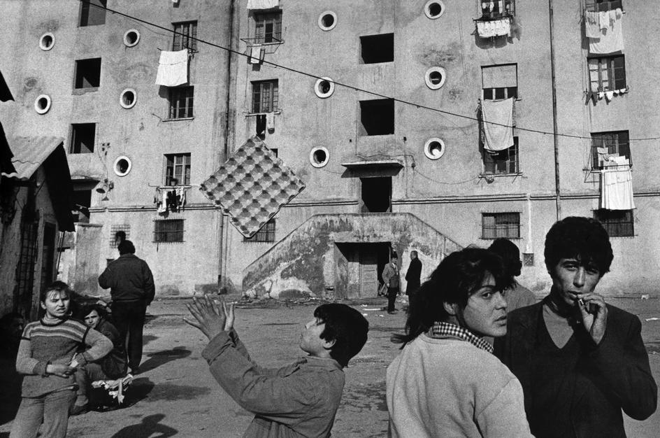 ALBANIA. Tirana. 1991.