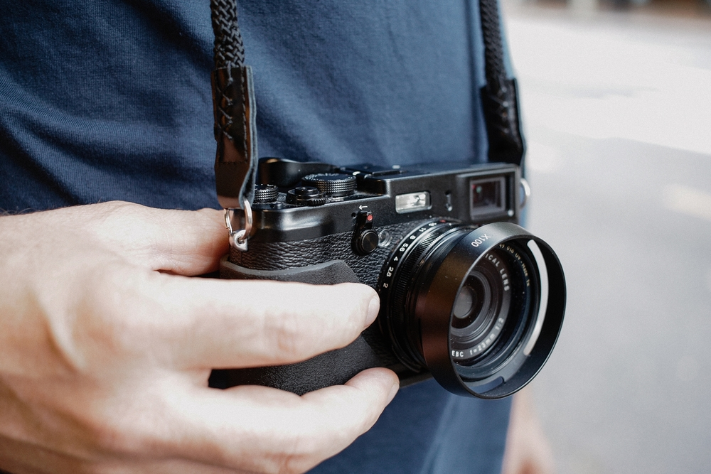 Works equally well on the Fujifilm X100s