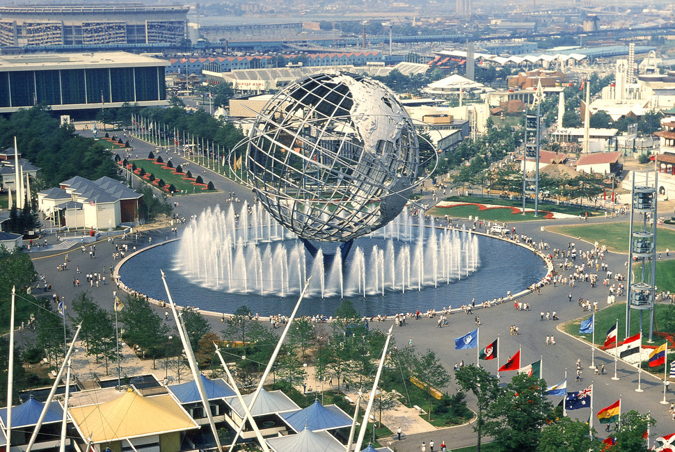 New York World's Fair, 1965