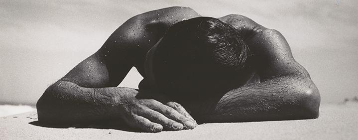 Max Dupain / Sunbaker (detail) 1937