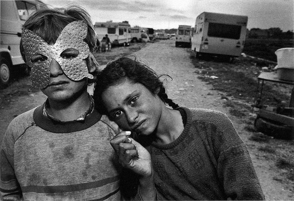 Gypsy Camp barcelona Spain 1987