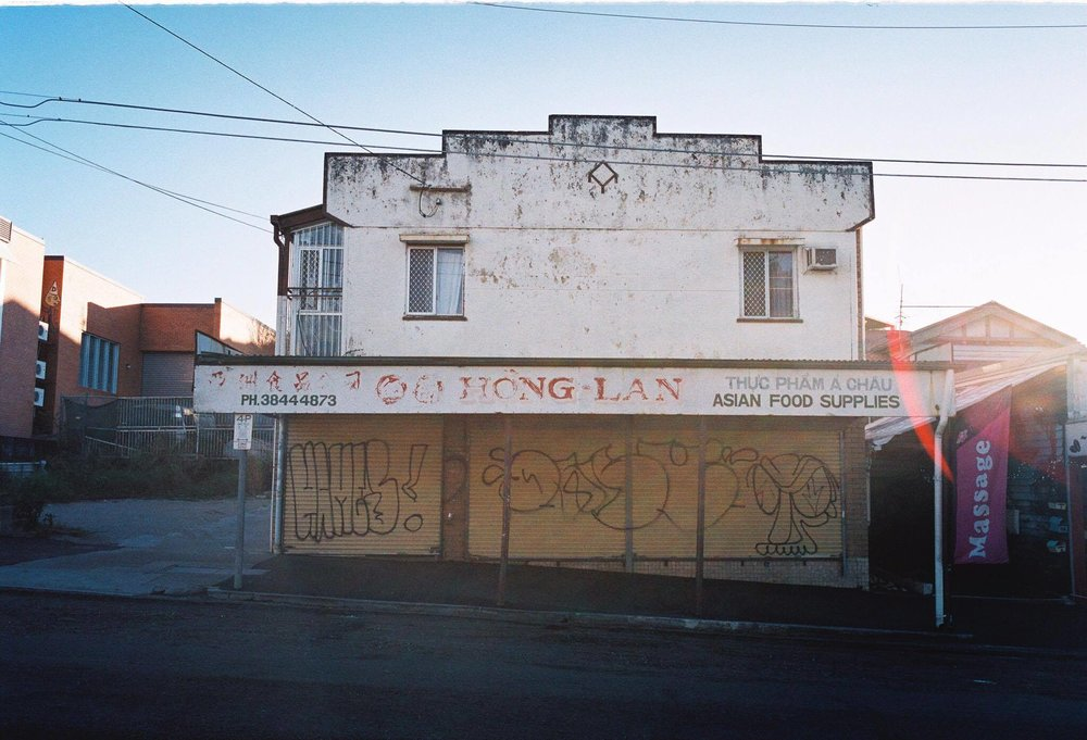 Contax G2 & Hillvale Sunny 16