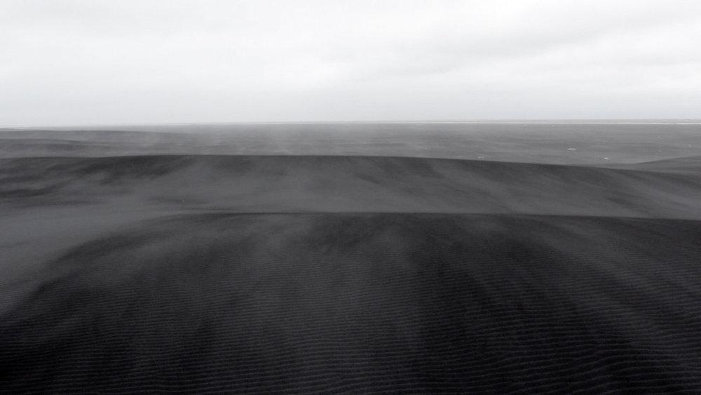 Veil, 2012 HD video, stereo sound, 60 minutes.Sigurður Guðjónsson