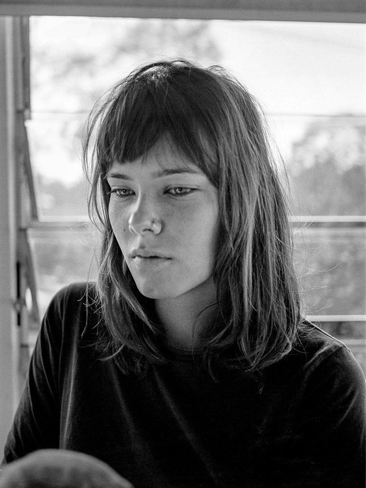 Hannah, Kodak Tri-X by Simon Johnson