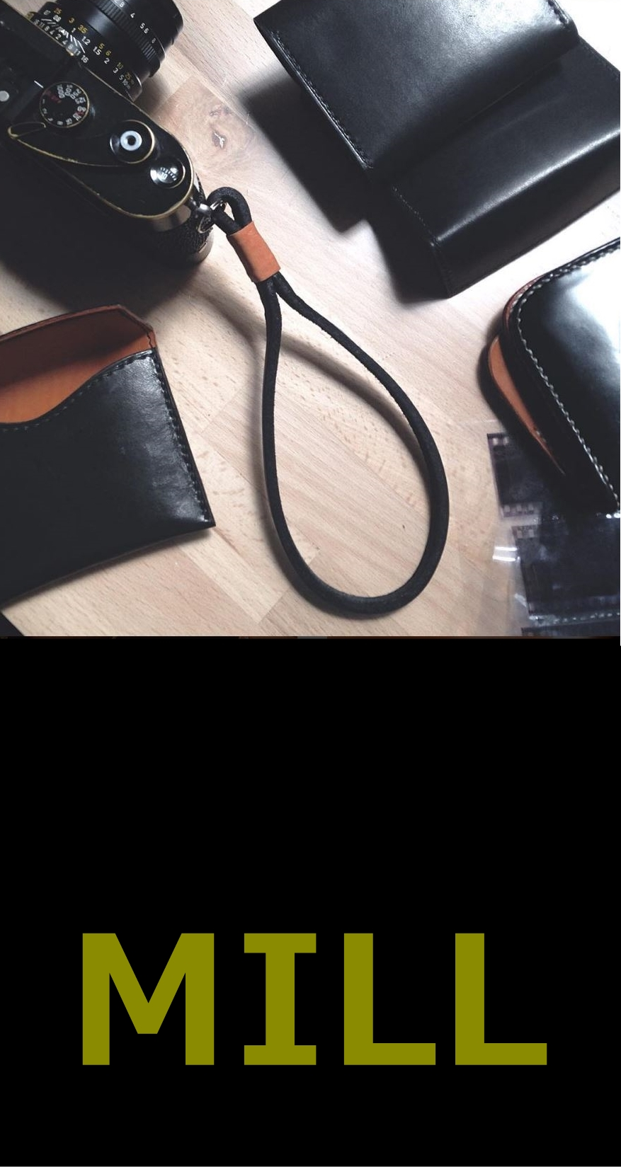 CRAFTED LEATHER GOODS