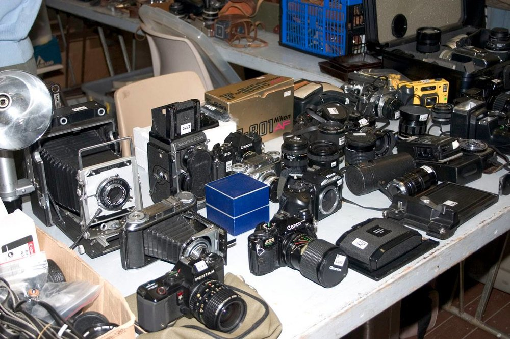WECC EXCURSION - Cameraholics 19th Annual Brisbane Camera Fair3rd of June - 10:00–14:30The Global Learning Centre Qld Inc102 McDonald Rd, Windsor 4030