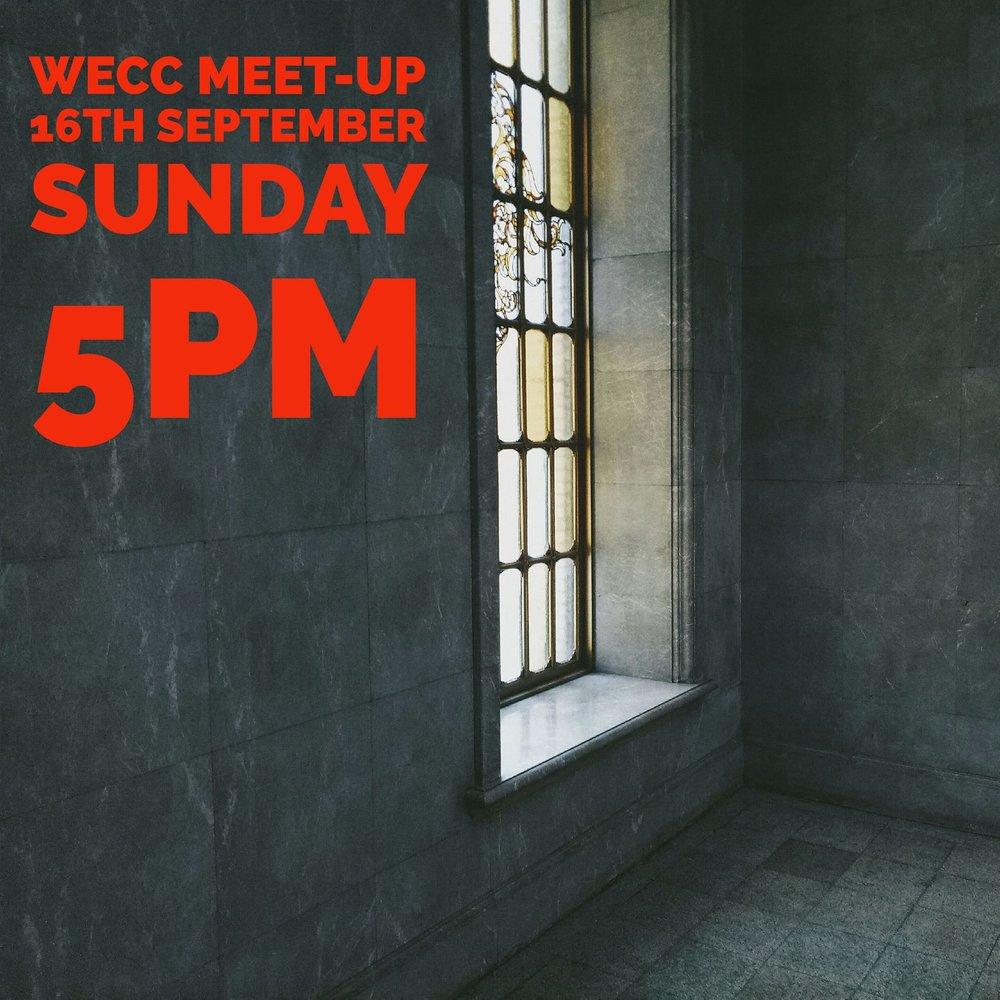 WECC MEET-UP - Saturday 16th SeptemberWandering CooksCorner of Fish Lane &, Cordelia St, South BrisbaneFOR THOSE INTERESTED5PM - 8PM