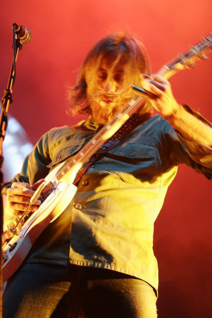 The Black Keys performing at The Great Escape Music Festival 2006