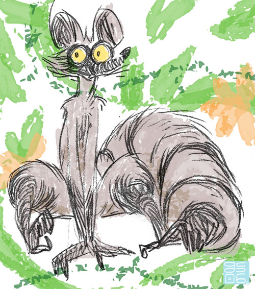 lemur buddy