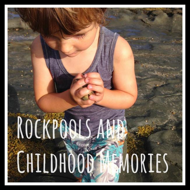 Rockpools and Childhood Memories
