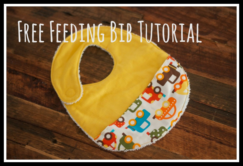 Feeding Bib Tutorial