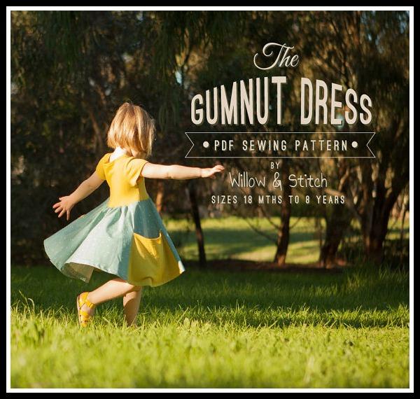 Gumnut Dress