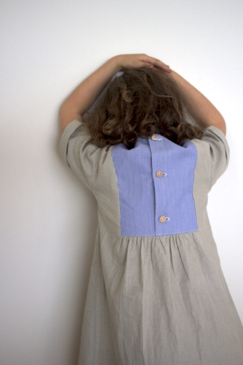 Oliver + S Hide and Seek Dress by Willow & Stitch