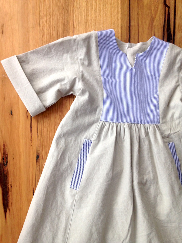 Olive + S Hide and Seek Dress by Willow & Stitch