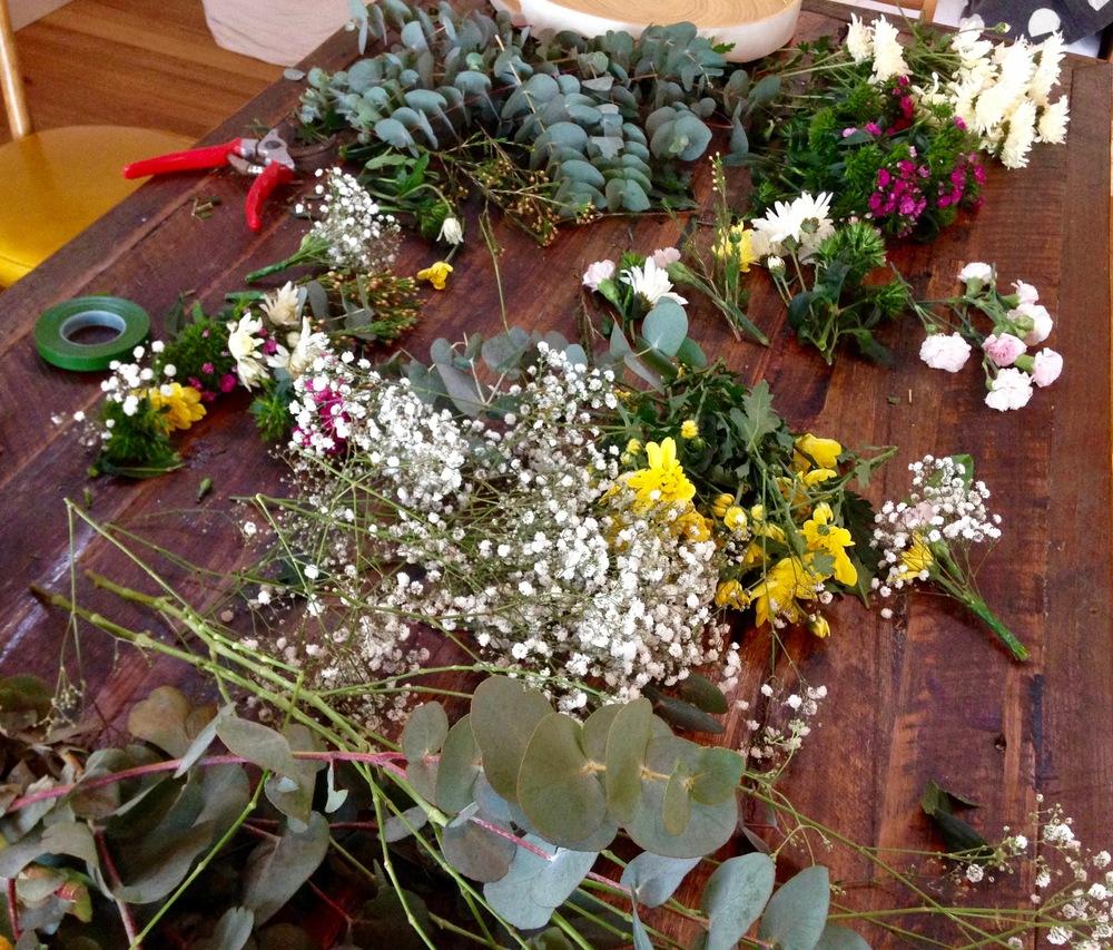 Handmade Flower Crowns