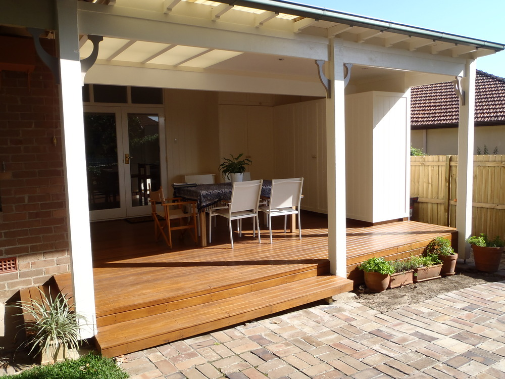 Deck Renovation (after) - Helen & Woody, Ashbury