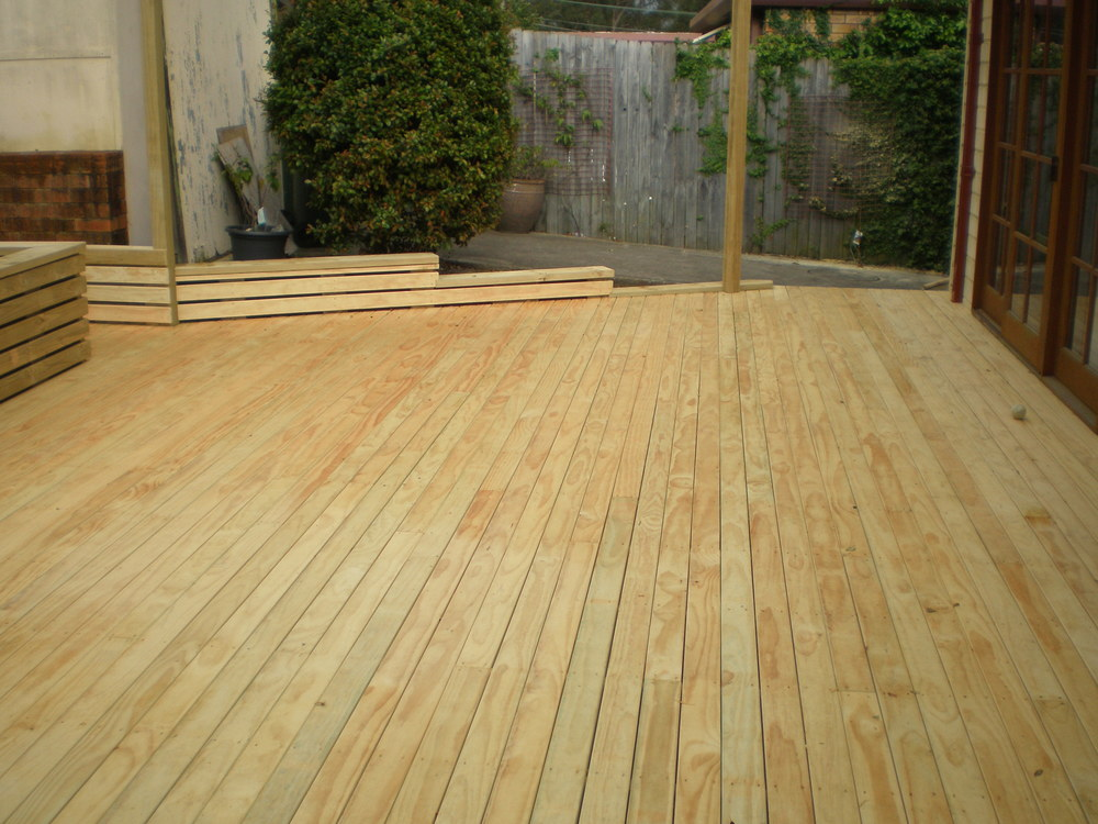Deck Renovations (after) - Geoff & Tricia