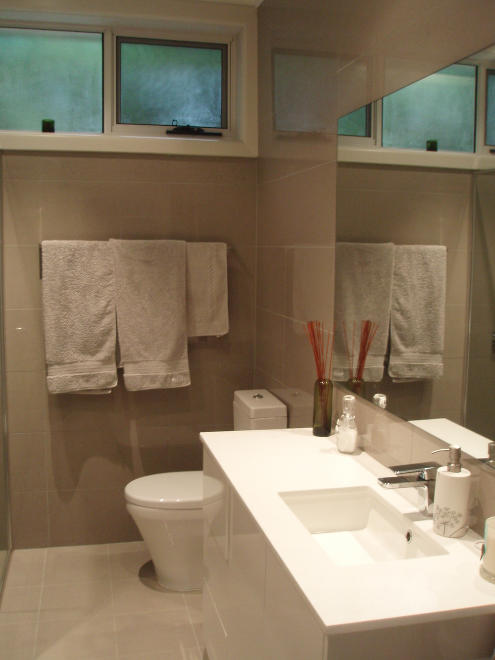 Bathroom Renovation (after) - Chris & Bill, Como