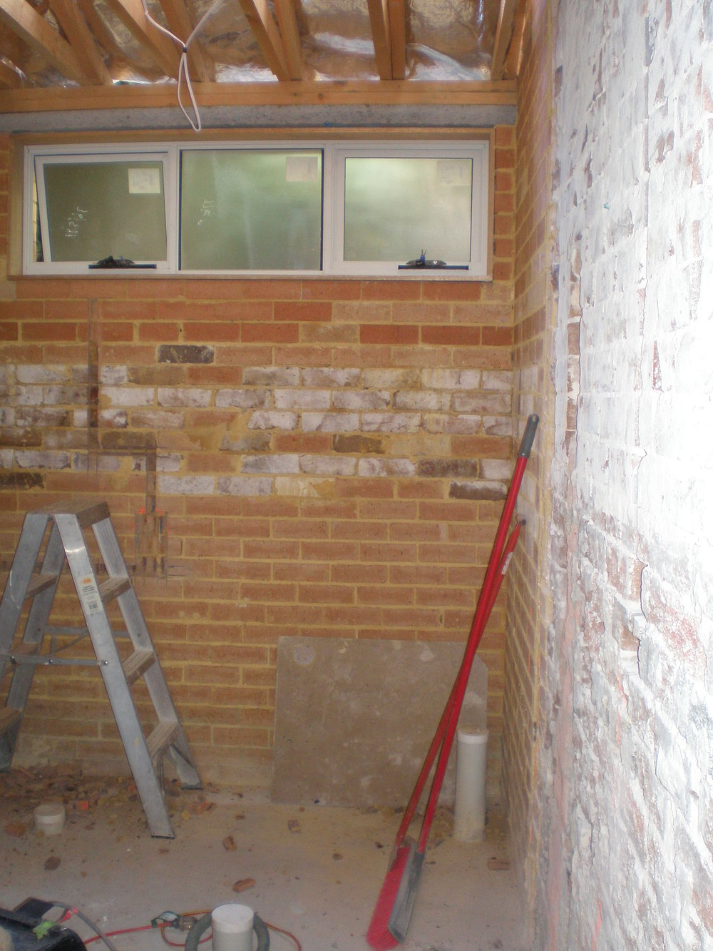 Bathroom Renovation (before) - Chris & Bill, Como